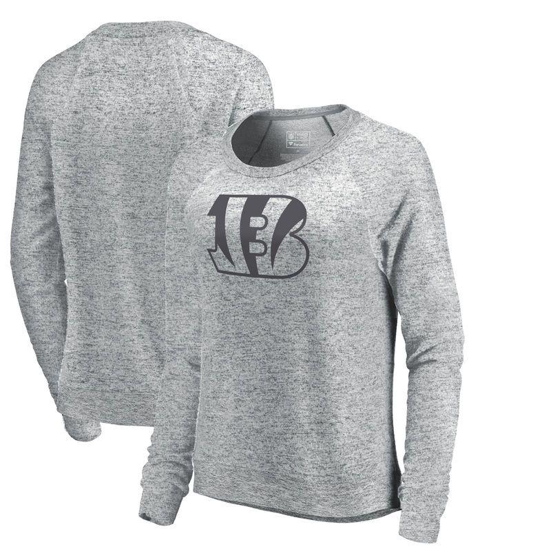 Top Cincinnati Bengals NFL Pro Line by Fanatics Branded Women's Cozy  for sale