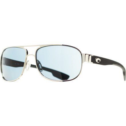 c64ed32860 Costa Del Mar Conch Polarized Sunglasses - Costa 580 Polycarbonate Lens  Palladium Gray