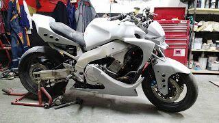 Yfz1000r Thunderace Cafe Racer Streetfighter Bikes Pinterest Bike