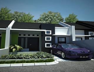Gambar Desain Dan Harga Rumah Minimalis Modern Type 45 ://.hargarumah & Gambar Desain Dan Harga Rumah Minimalis Modern Type 45 http://www ...