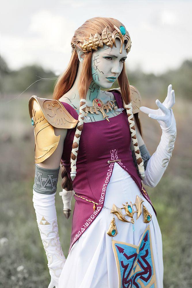 Puppet Princess Zelda By Neko Tin Deviantart Com Princess