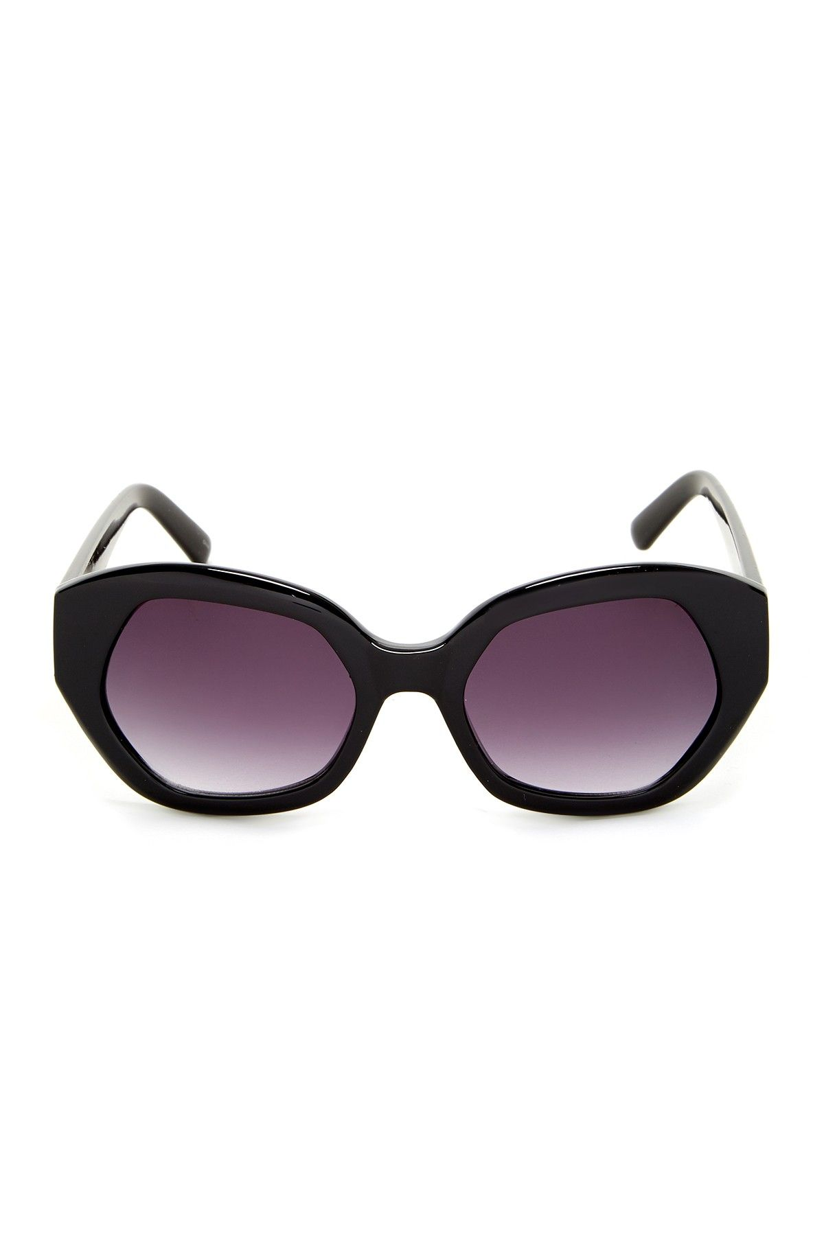 ae209ad00 Steve Madden Oversized Geo Sunglasses Inspiração Criativa, Steve Madden,  Sunnies, Óculos, Estilo