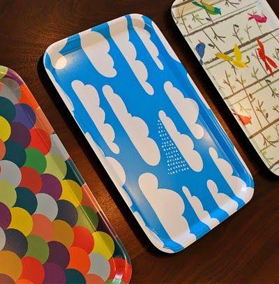 print & pattern: TABLEWARE - my luxe