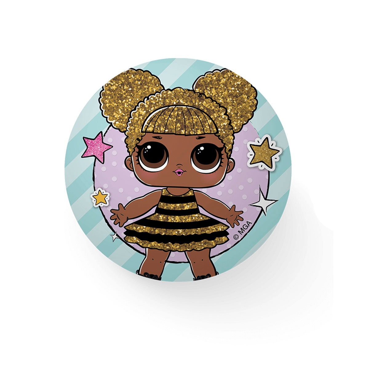 L O L Surprise Squeeze Ball 10cm Queen Bee L O L Surprise Dolls Search By Brand The Toyshop Site Lol Dolls Queen Bees Lol