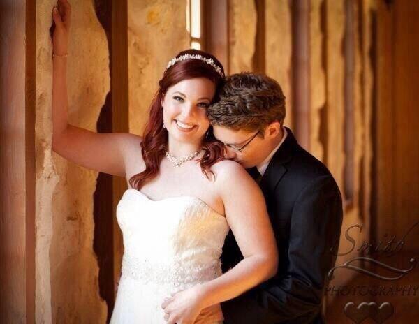 Michael And Lindsay Jones This Is The Sweetest Wedding Dresses Wedding Strapless Wedding Dress