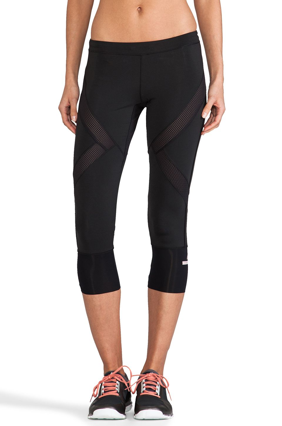adidas by Stella McCartney 2005 3 4 Tight Legging in Black from  REVOLVEclothing 7717a215dfc