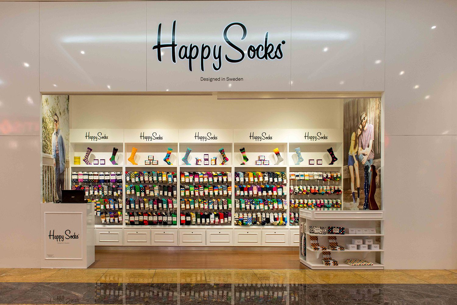 Watch Happy Socks London Flagship Store video