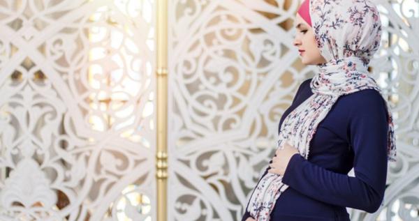 كل شيء عن صيام الحامل في رمضان Floral Tie Fashion Floral