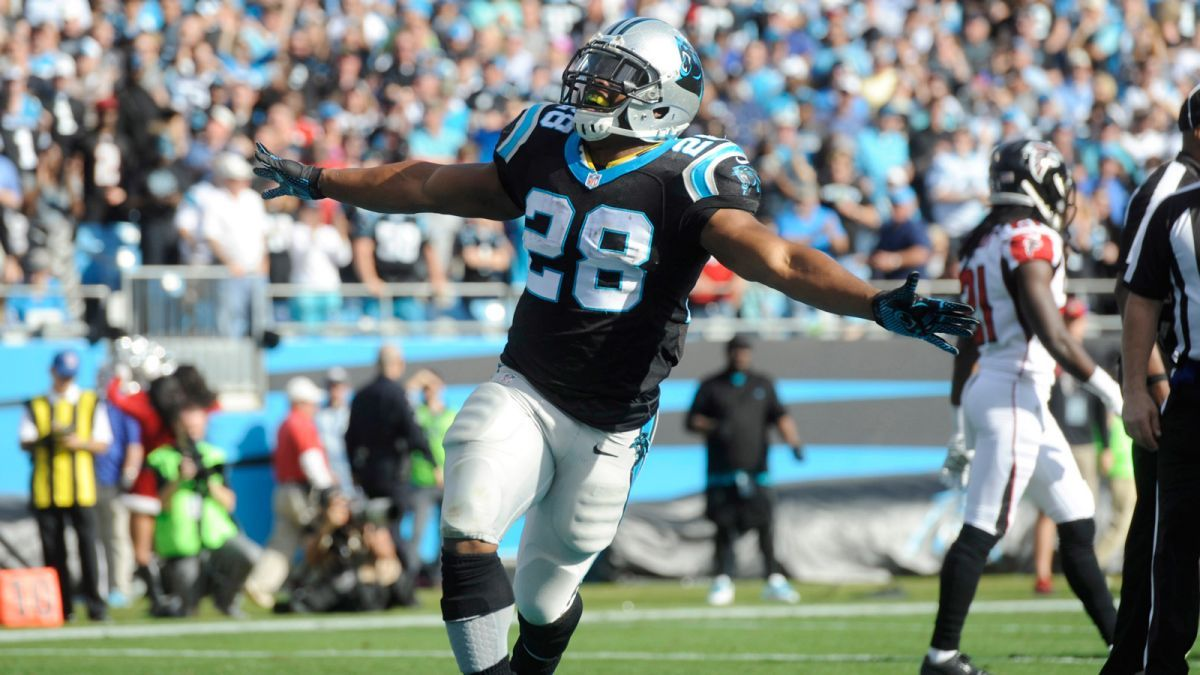 Report: Jonathan Stewart plans to play in divisional game...: Report: Jonathan Stewart plans to play in divisional game… #CarolinaPanthers