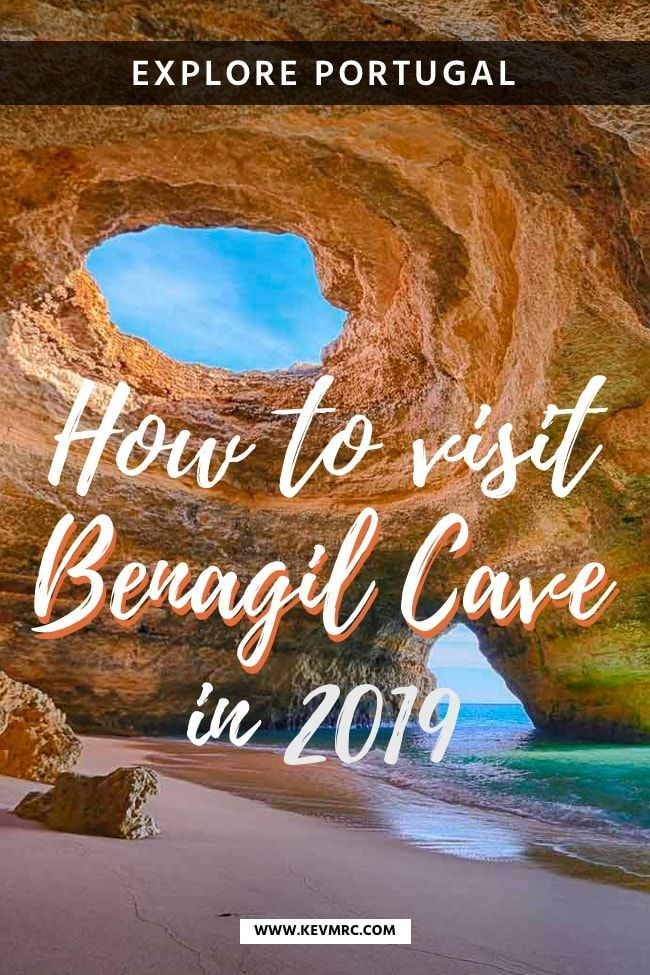 Algarve, Portugal travel. How to visit Benagil Cave in 2019 - If you're planning to visit the Algarve, you've probably heard about the Benagil Cave. If you're wondering what exactly is the Benagil Cave, or how to get to the Benagil Cave in 2019, then you've came to the right place! #benagilcave #portugaltravel #springtravel #traveldestinations #travelinspiration #algarve