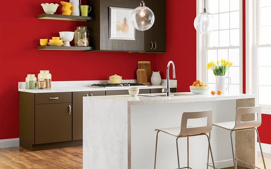 kitchen paint color selector the home depot red on home depot wall paint colors id=93188