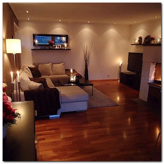 Cozy Home Theater: How To Decorating Small Apartment Ideas On Budget