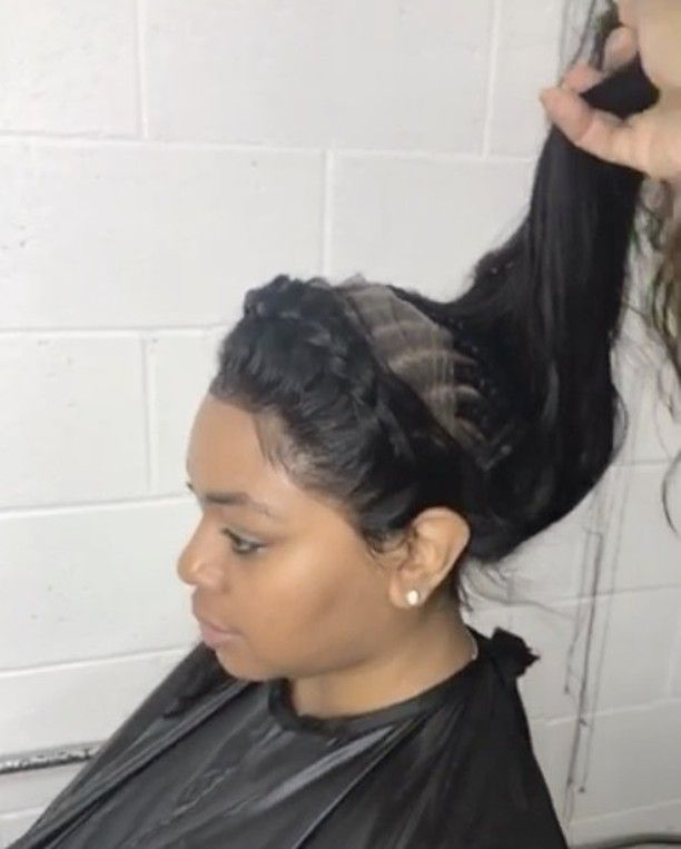 360 Frontal With Band From Kendra S Boutique