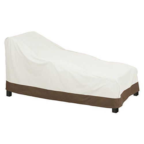Patio Furniture Covers Amazonbasics Day Chaise Lounge Cover You Can Find Out More Details At The Link Of Chaise Lounge Patio Lounge Patio Furniture Covers
