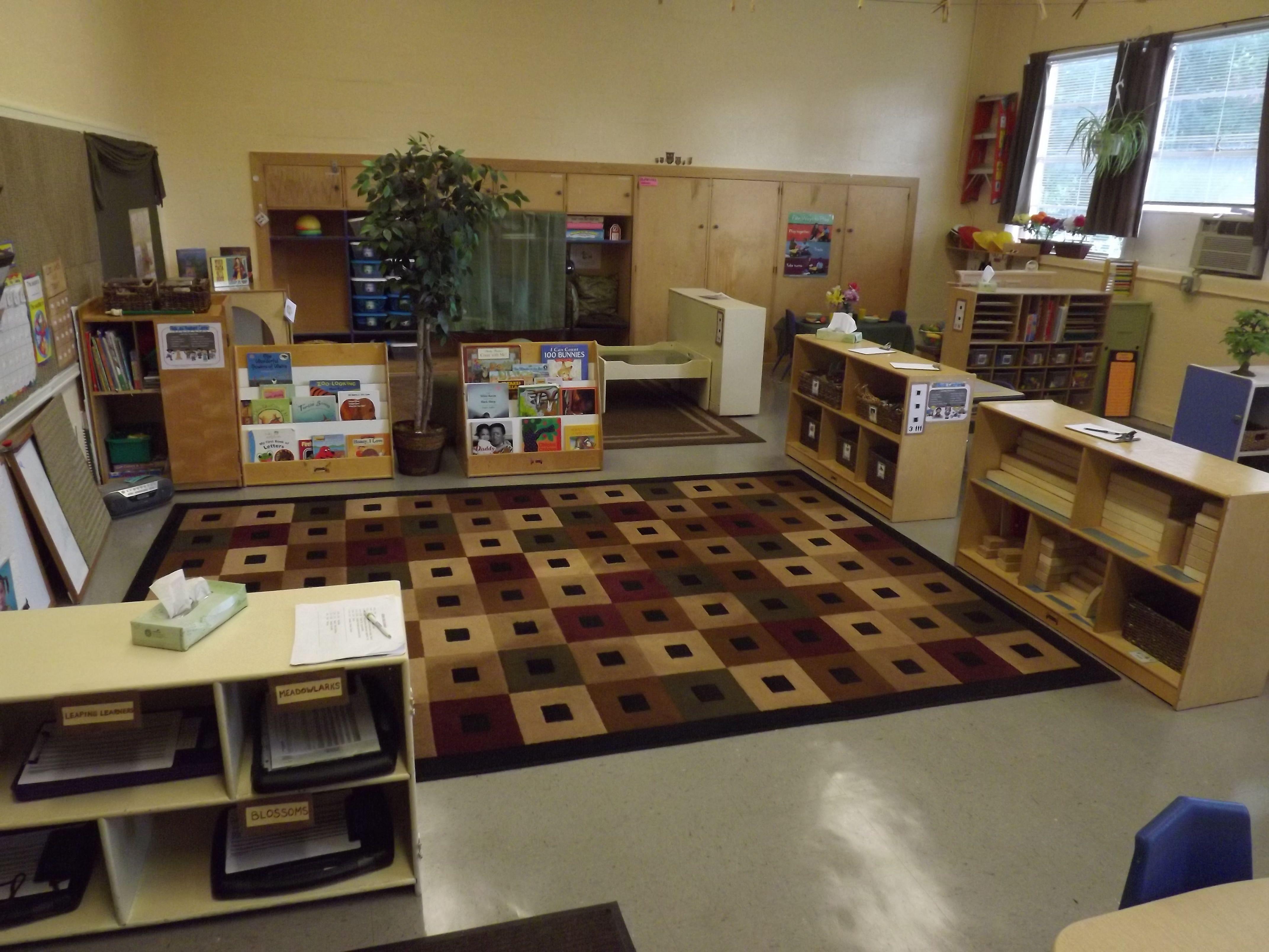 preschool classroom design back to earth tones feels good