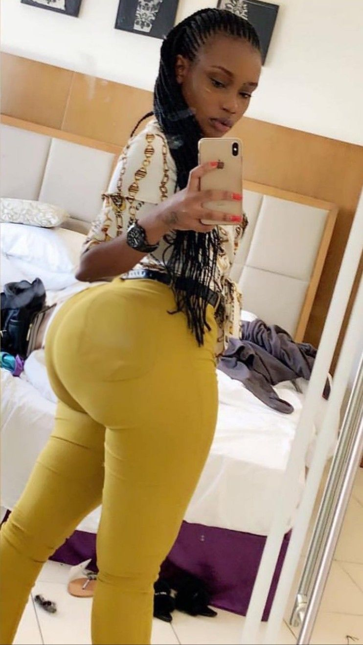 Big Black Booty Step Mom