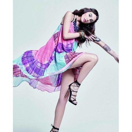 #summerdress #colorfull #foulard