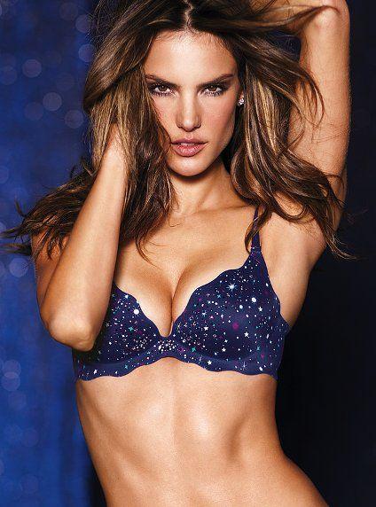 6bb21b6558004 Victoria s Secret Secret Embrace Push-Up Bra - Starry Night ...