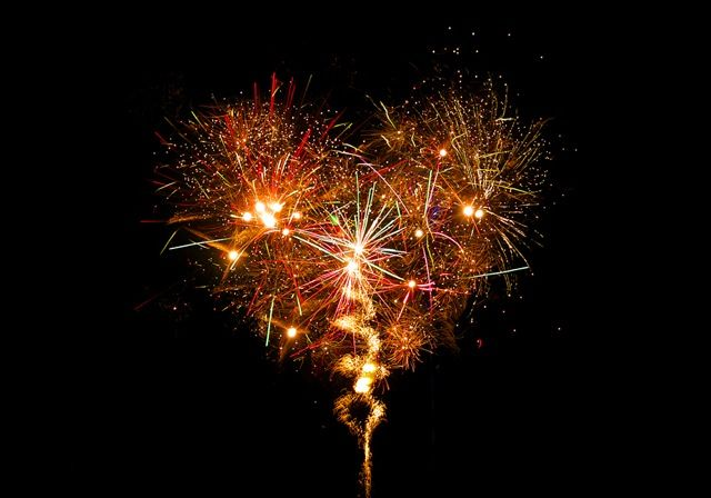 Life is like a firework, you have to be the one to spark it in order to unleash all its awe. - Elite Daily