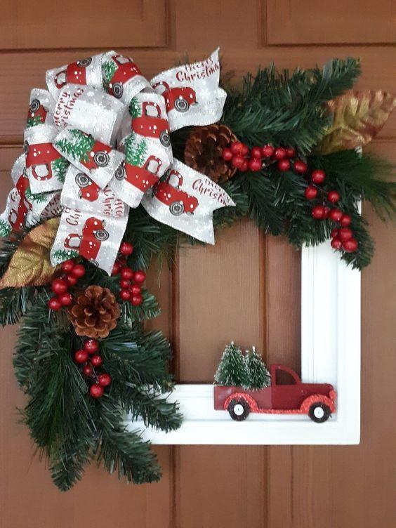 33+ Homemade christmas wreaths information