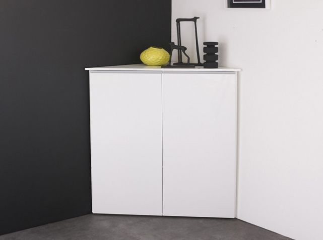 Meuble d 39 angle deco pinterest meuble gain de place - Meuble tv gain de place ...