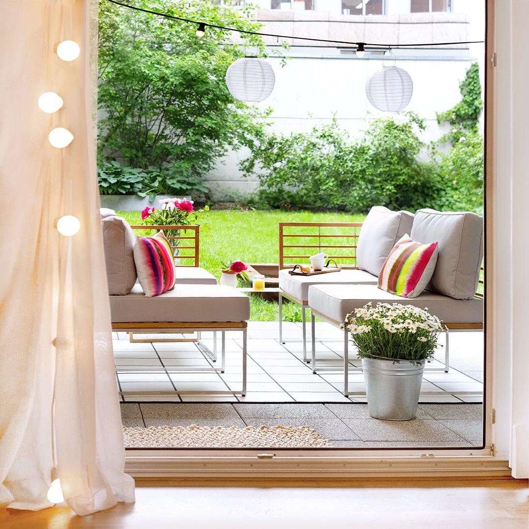 Terrasse Dekoideen Diy Gartenmobel Verpackungsideen Idee