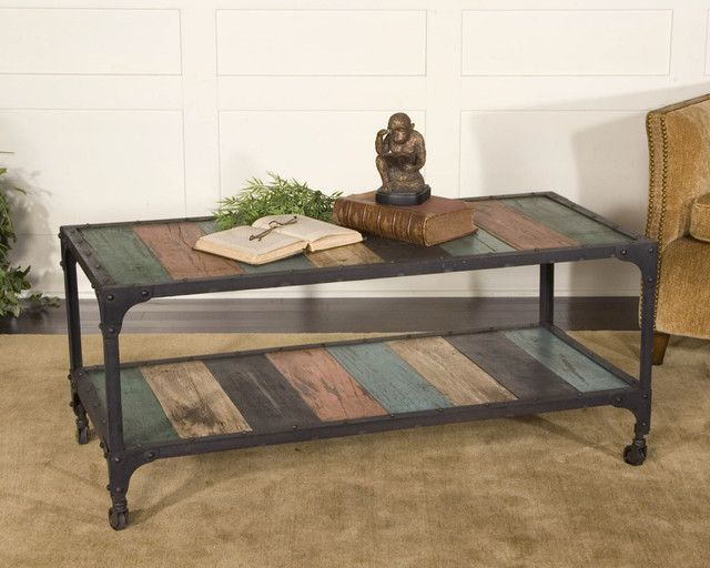 Buy Uttermost City Park Coffee Table At ShopLadder   Great Deals On Coffee  Tables With A Superb Selection To Choose From!