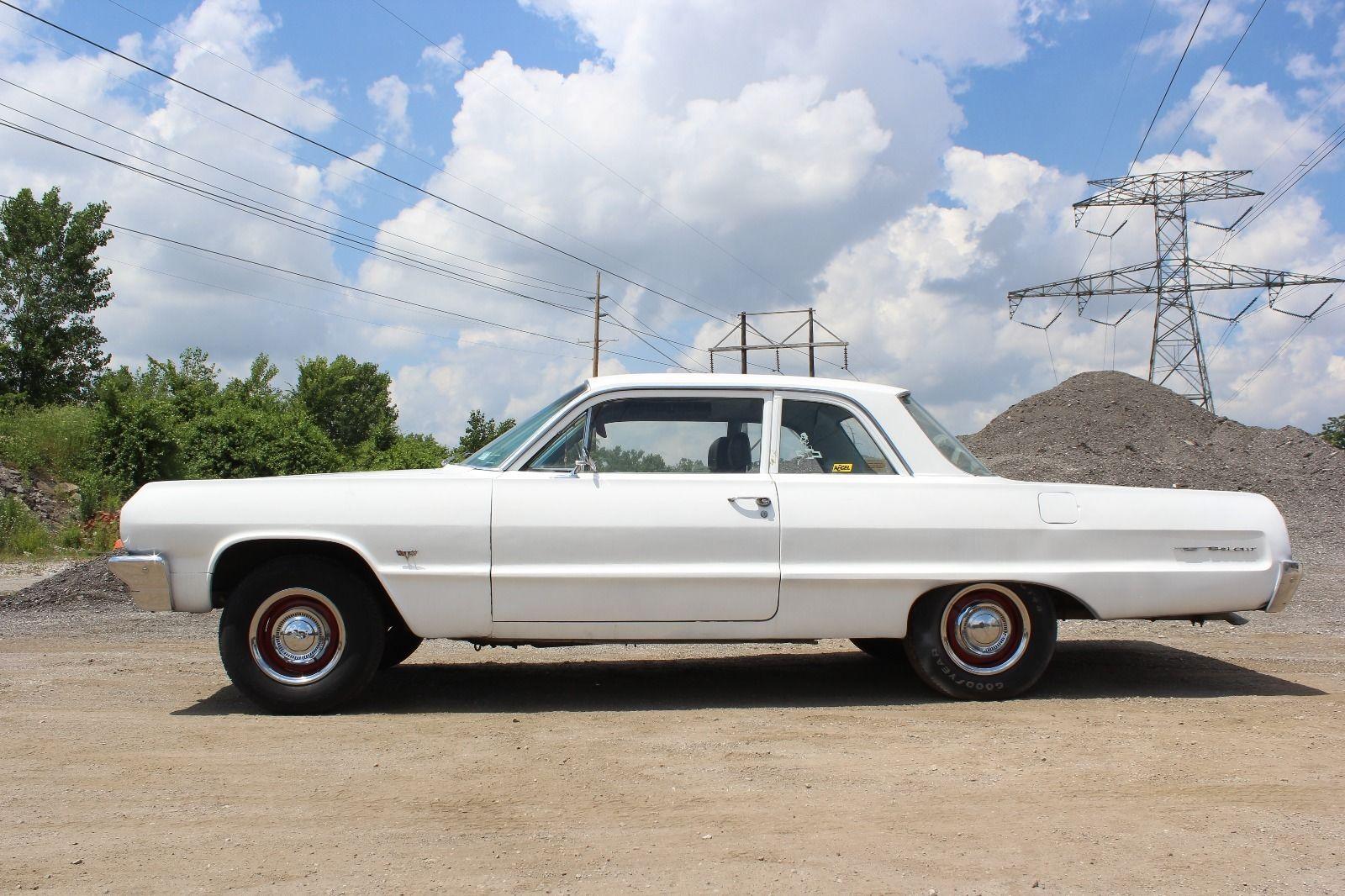 Chevrolet: Impala Bel Air 1964 bel air Check more at http://auctioncars.online/product/chevrolet-impala-bel-air-1964-bel-air/