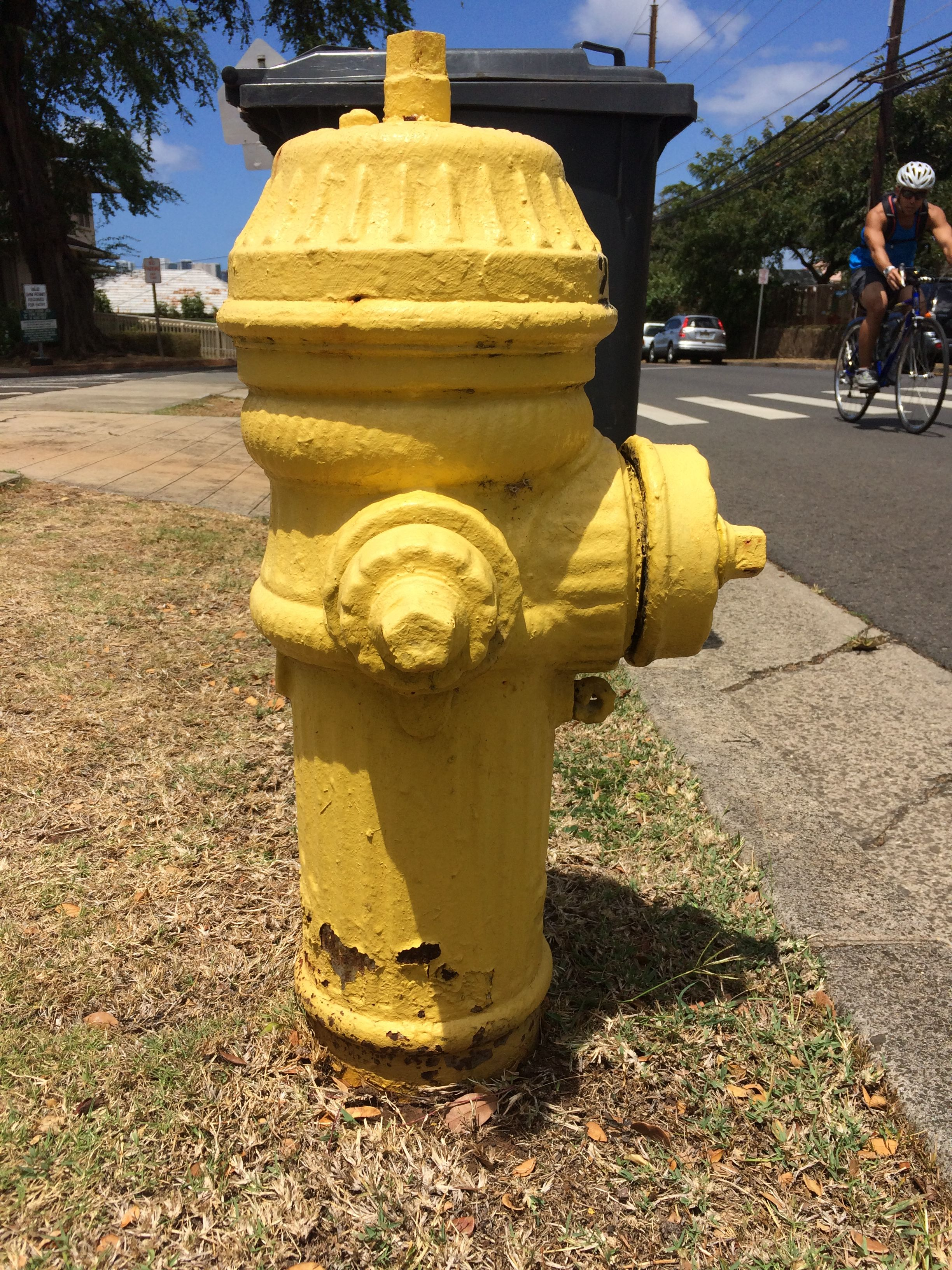 This hydrant was sent to me by Sam Jimenez and is located