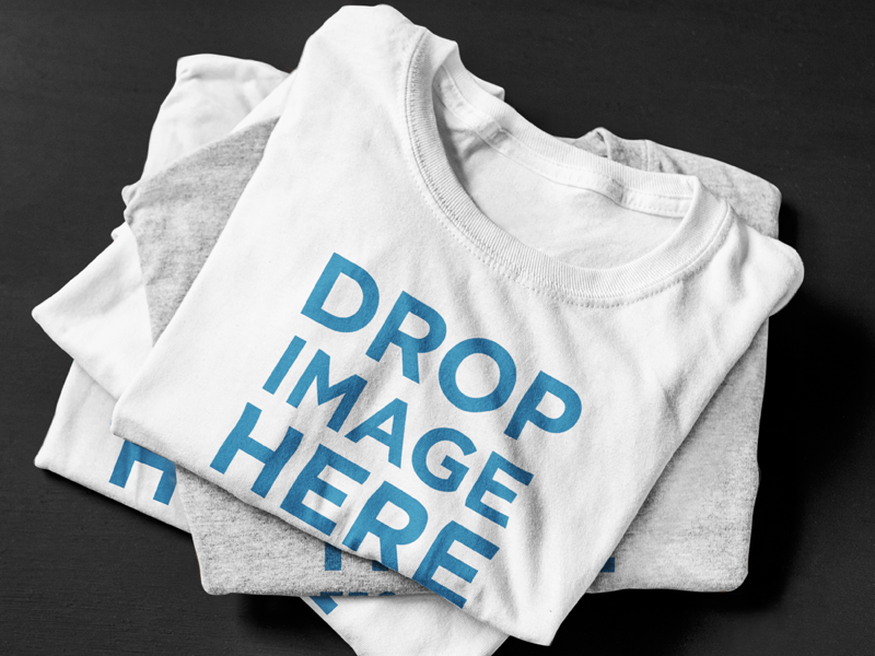 Download New T Shirt Mockup Featuring A Stack Of Folded T Shirts Try It Here Https Placeit Net C Apparel Stages T Shirt Shirt Mockup Tshirt Mockup Clothing Mockup