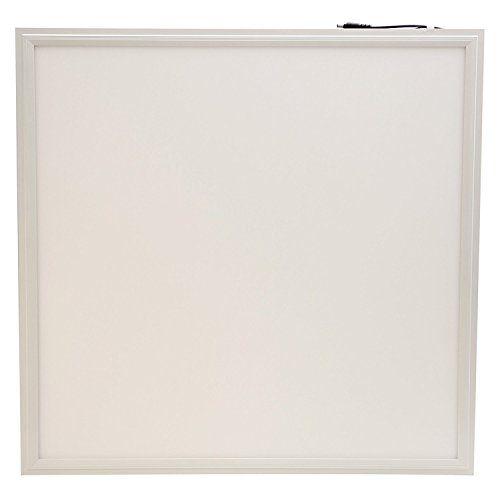 Panneau LED luminaire carré 40W 60x60cm Panel température de couleur - maison avec tour carree