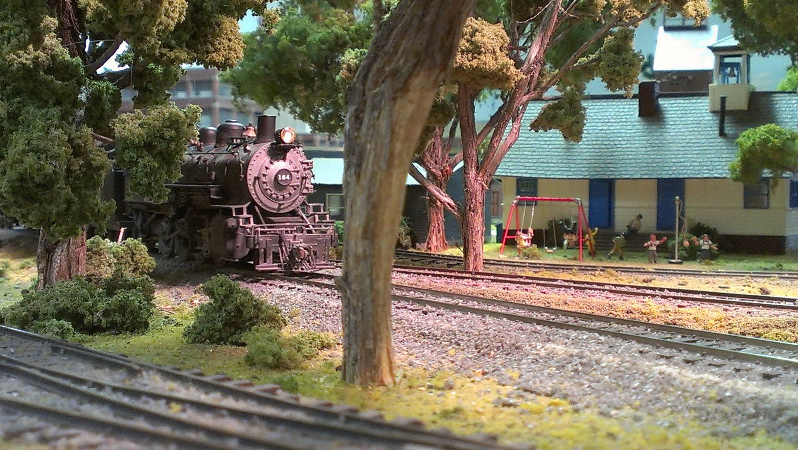 home grown trees | Model Railroad Hobbyist magazine | Having fun with model trains | Instant access to model railway resources without barriers