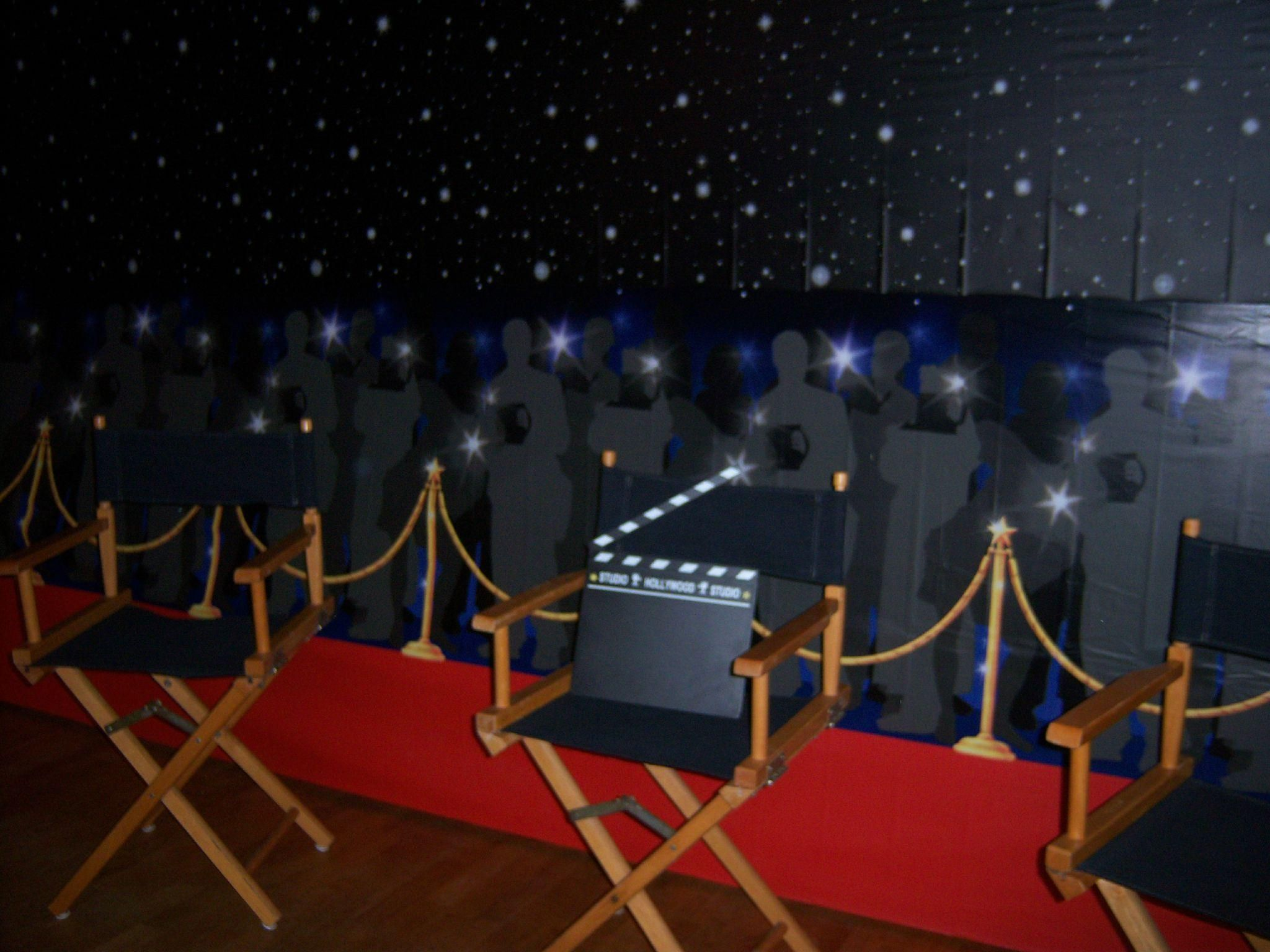 Nice Deco Chambre Theme Cinema that you must know, You?re in good