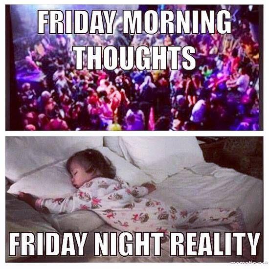 friday night meme funny