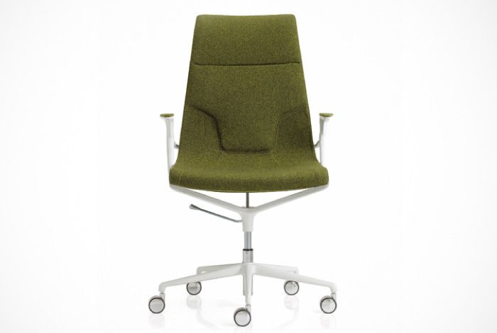 Sedie Da Ufficio Senza Ruote : Sedie da ufficio di design per coniugare estetica e benessere