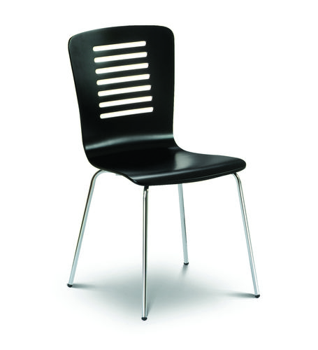 Kudos Dining Chair Dining Chairs Metal Dining Chairs Black
