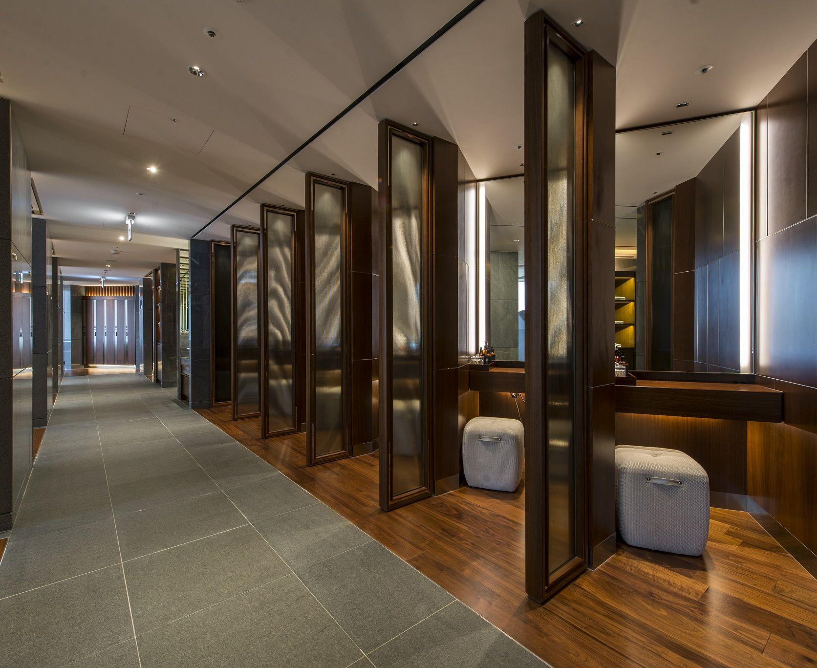 Signiel hotel lotte world tower u seoul south korea