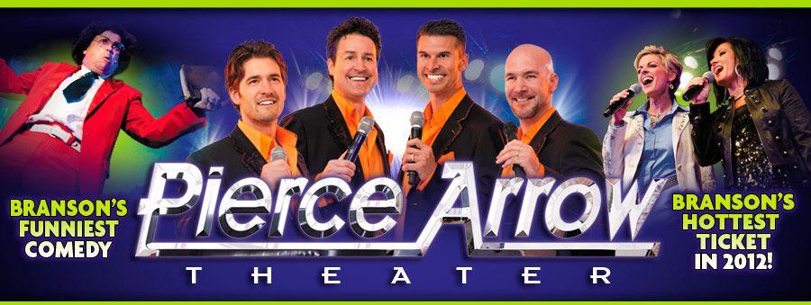 Pierce Arrow Theater Branson S Hottest Funny Arrow Funny