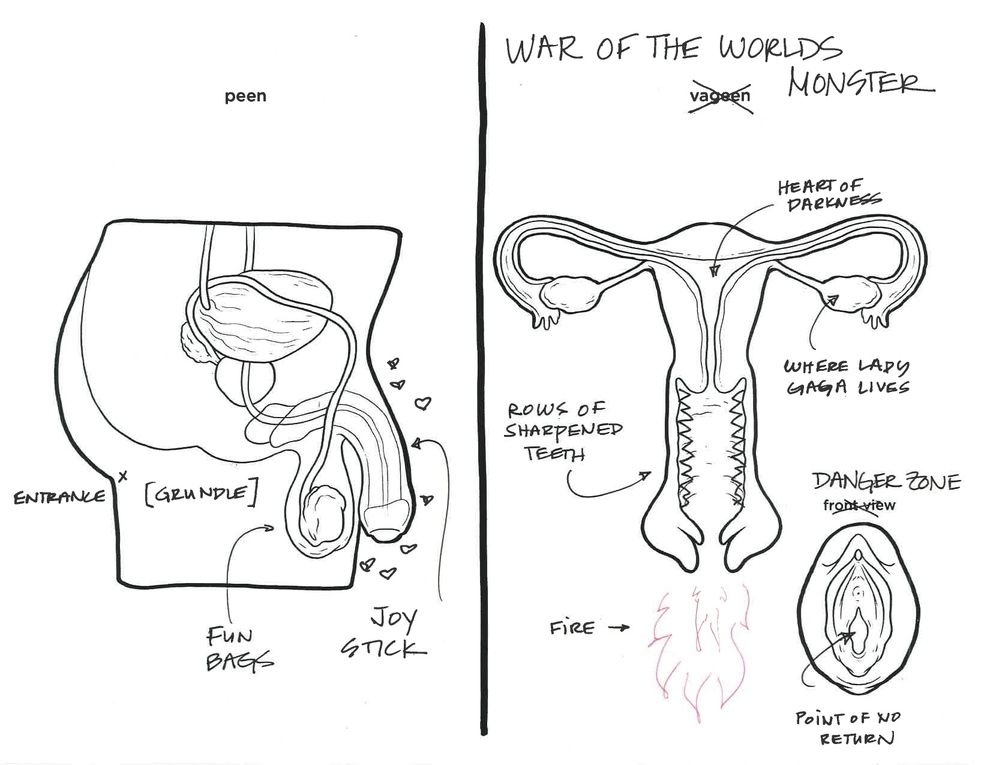 Or Huge Fans Of The P Funny Junk Pinterest Reproductive