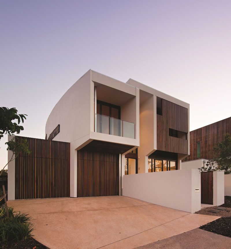 Modern Architecture Examples 18 inspirational examples of modern garage doors | modern garage