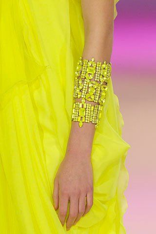 bling bling #neon yellow