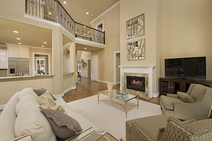 Perry Homes Oak Forest Design 4342 In Oak Forest Tx Living Spaces Pinterest Forest