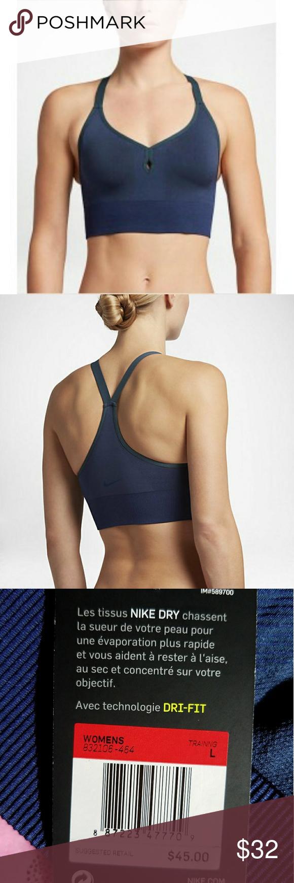 nike seamless bralette brand new nike seamless bralette Training drifit Nike Intimates & Sleepwear Bras