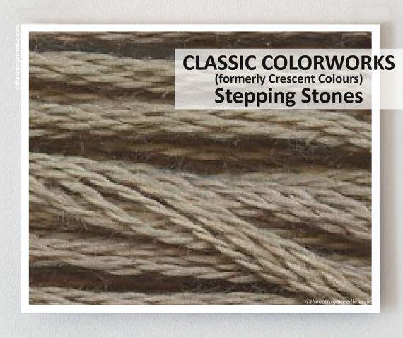 Crescent Colours//Classic Colorworks Hand-Dyed #5 Perle Cotton U CHOOSE 3
