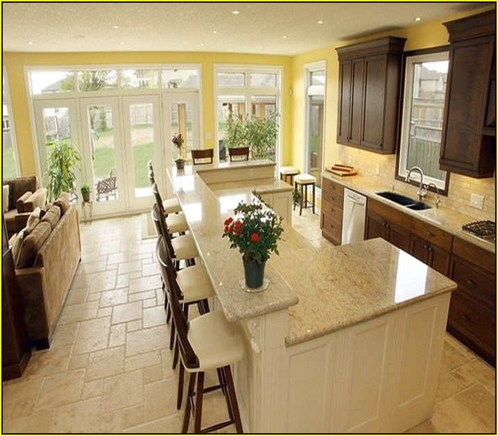 Exceptionnel Kitchen Island Seating For 6   Google Search