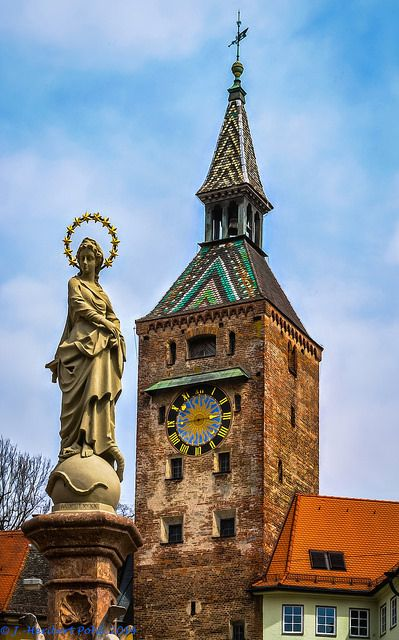 Landsberg am Lech - Hauptplatz. My favourite place in Germany. 15 min drive from my house, no bigs.