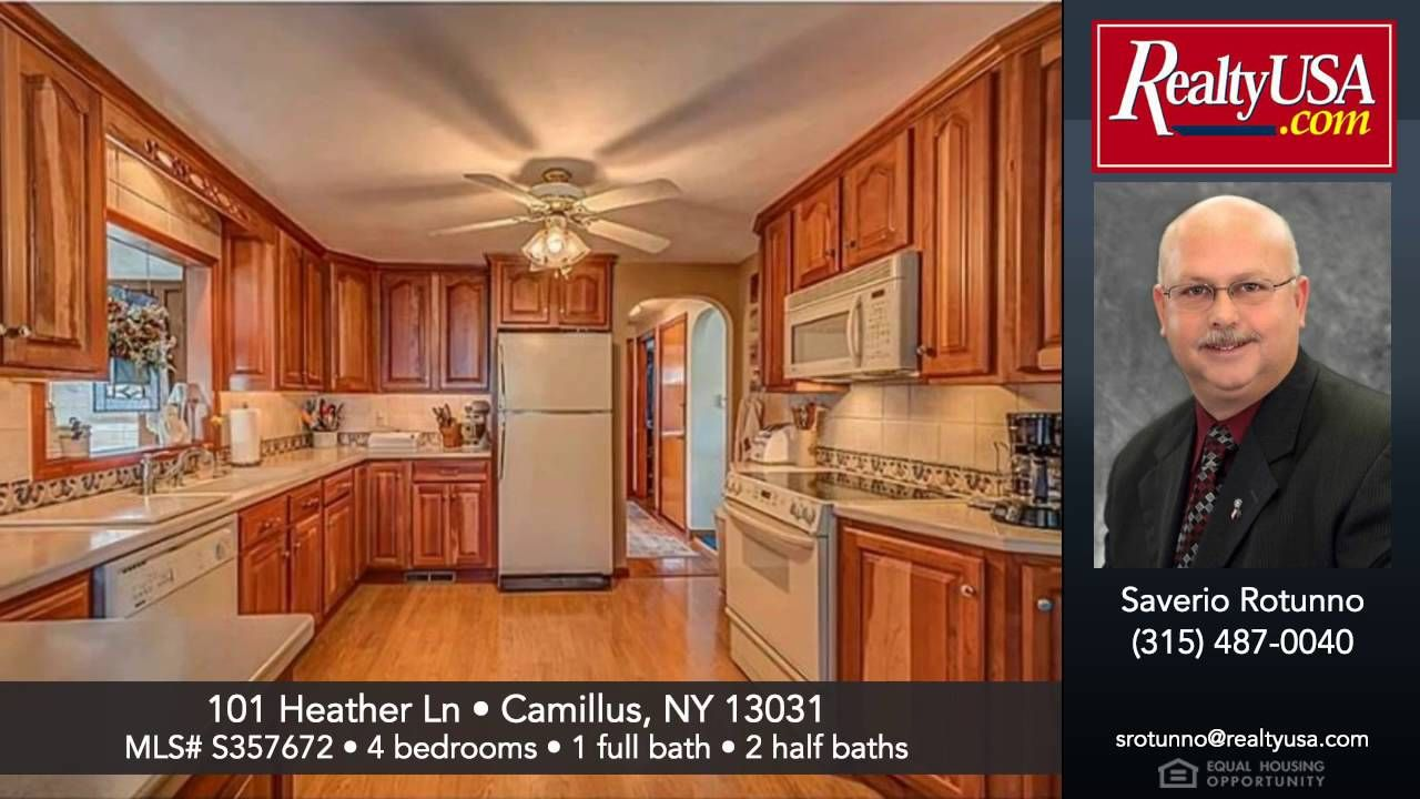 Homes For 101 Heather Ln Camillus Ny 13031 Realtyusa