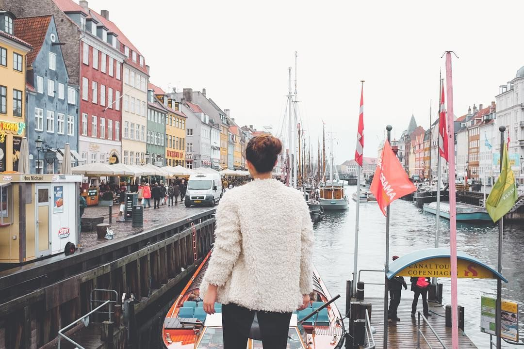 I can't pinpoint what I love about Copenhagen but I simply love this city.  Have you ever been to a place where everybody found it just ok but you still felt in love with it?  #travelblog #travelblogger #wanderlusting