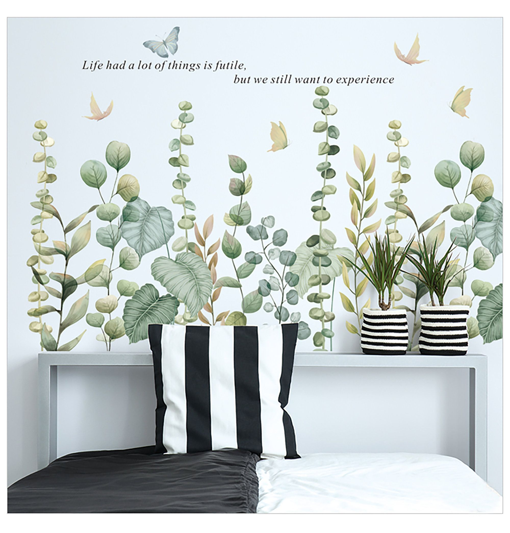Pin On Wall Sticker #wall #decoration #stickers #for #living #room