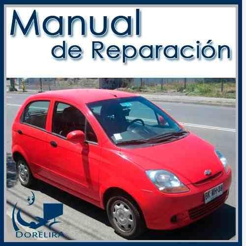 Manual De Reparacion Del Motor Chevrolet Spark 1 0l Chevrolet